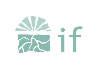 Designimals logo IF
